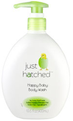 Happy Baby Body Wash from Just Hatched